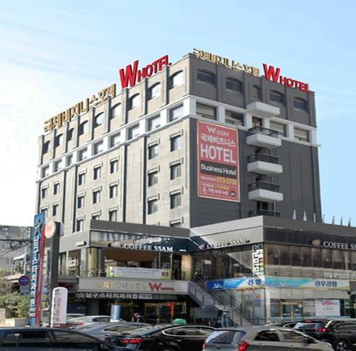 Gukje Business Hotel, Gwangsan