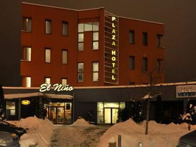 Hotel Plaza, Mladá Boleslav