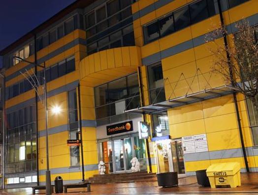 Litrada Apartments, Šiaulių