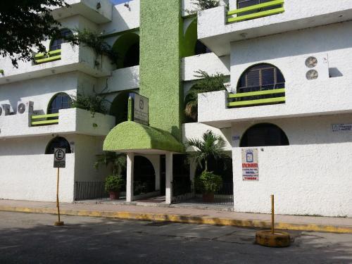 Hotel y Restaurante Ritz de Tabasco, Centro