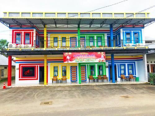 Wisma Astina Graha, Singkawang