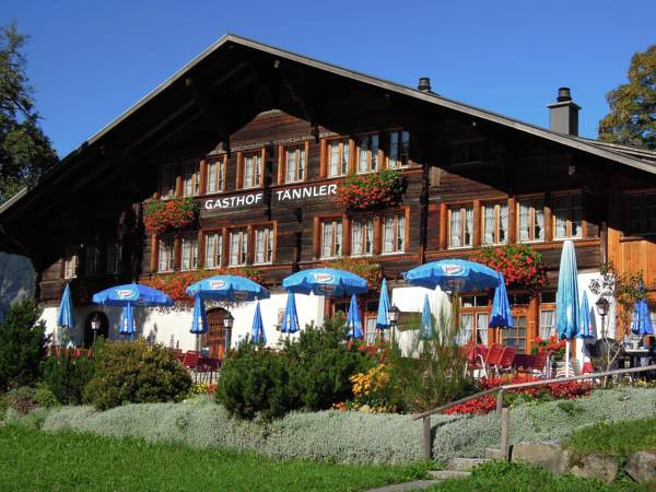 Landgasthof Tannler, Oberhasli
