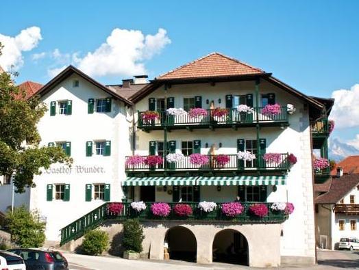 Hotel Wunder, Bolzano