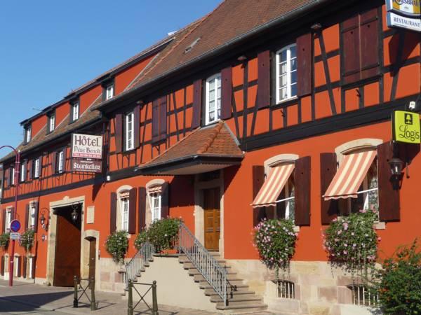 Hotel Restaurant Pere Benoit, Bas-Rhin