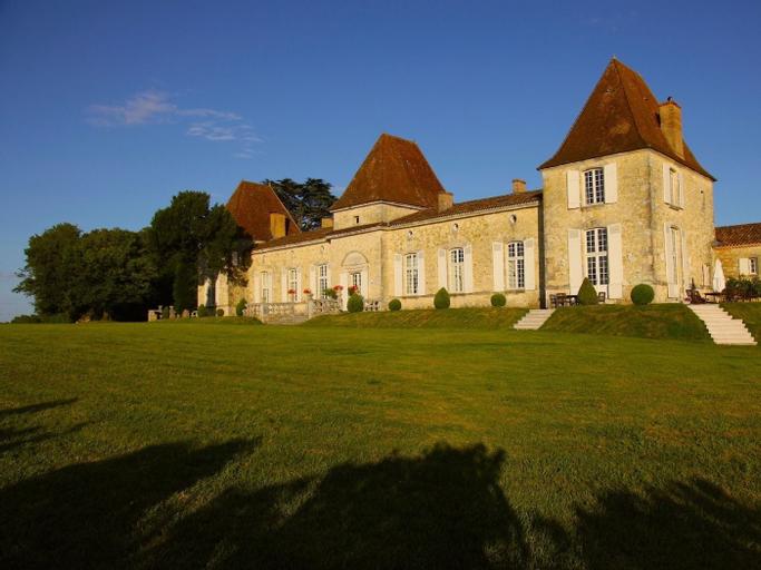 Chateau de Mazelieres, Lot-et-Garonne