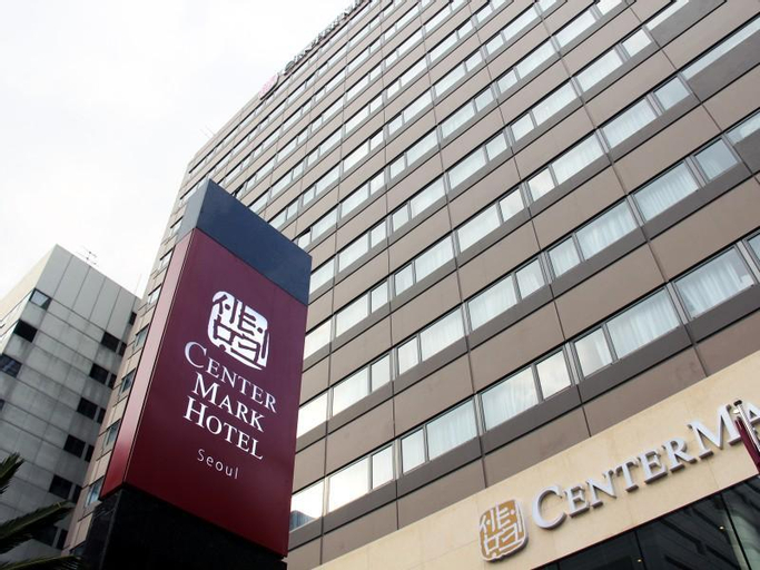 Centermark Hotel Myeongdong Seoul, Jongro