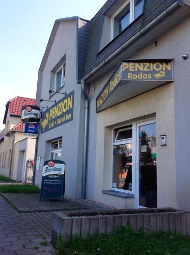 Penzion Rodos - Cafe, Praha 20