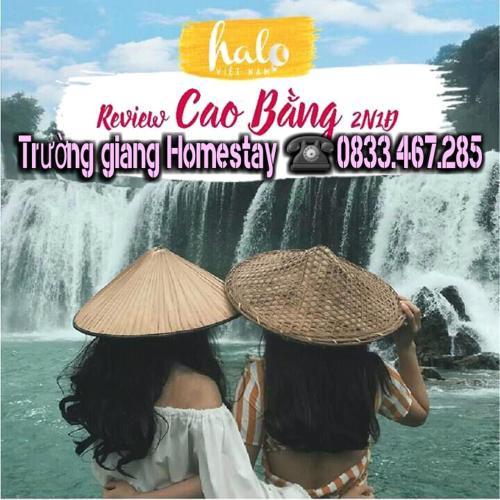 Truong Giang Ban Gioc Homestay, Trùng Khánh