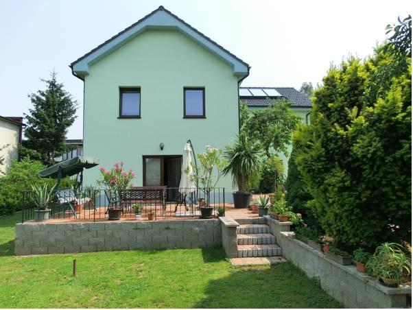 Vila Evicka, Jičín