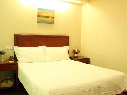 GreenTree Inn Shandong Laiwu Gangcheng Express Hotel, Laiwu