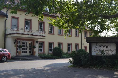 Hotel-Restaurant Beckmannshof, Bochum