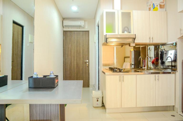 Leisure Studio Room Sunter Icon Apartment, North Jakarta