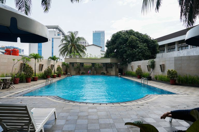 The Classic 2BR Beverly Tower Apartment, South Jakarta