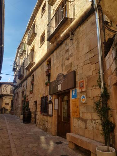 Hostal El Panadero, Segovia