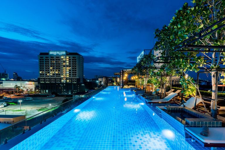 T Pattaya Hotel, Pattaya
