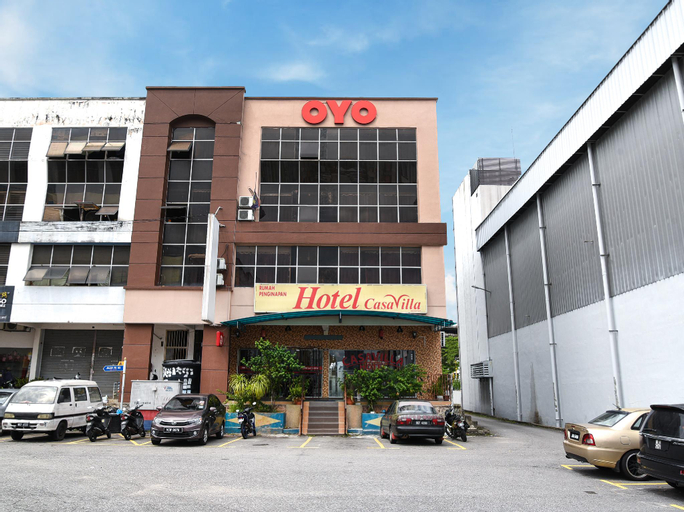 OYO 89363 Casavilla Hotel, Kuala Lumpur
