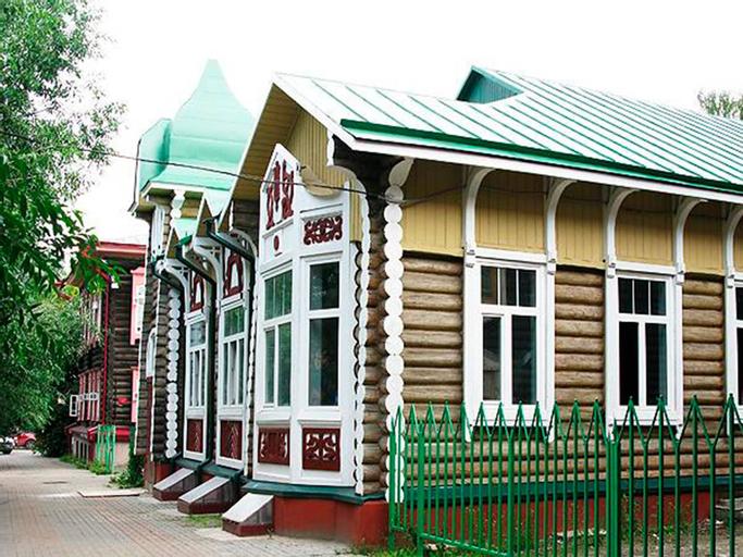 Hunter Hostel, Tomskiy rayon