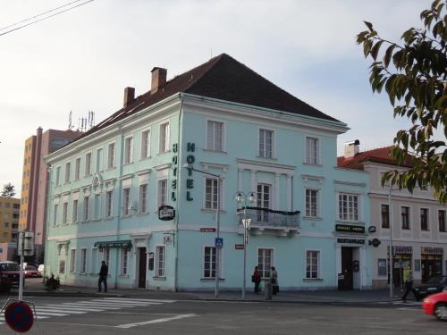 Hotel U Hroznu, Mladá Boleslav