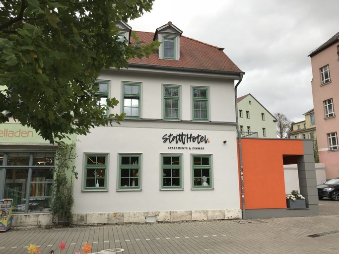 stattHotel., Weimar