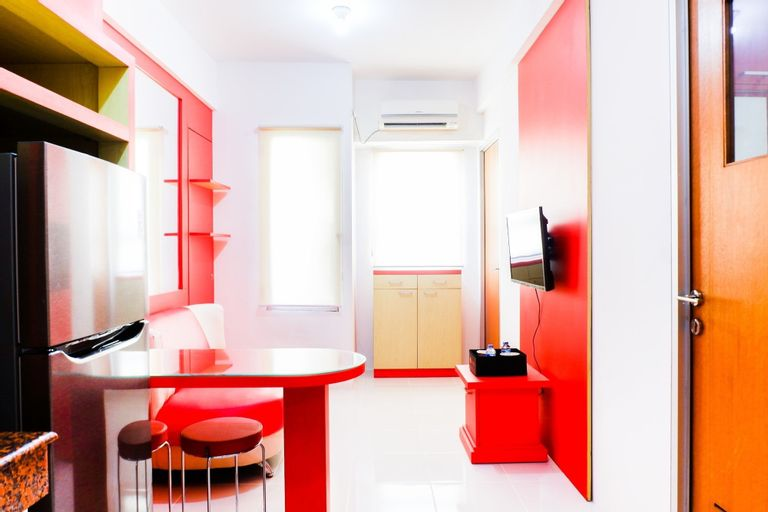 Comfy 2BR Apartment at Puncak Permai, Surabaya