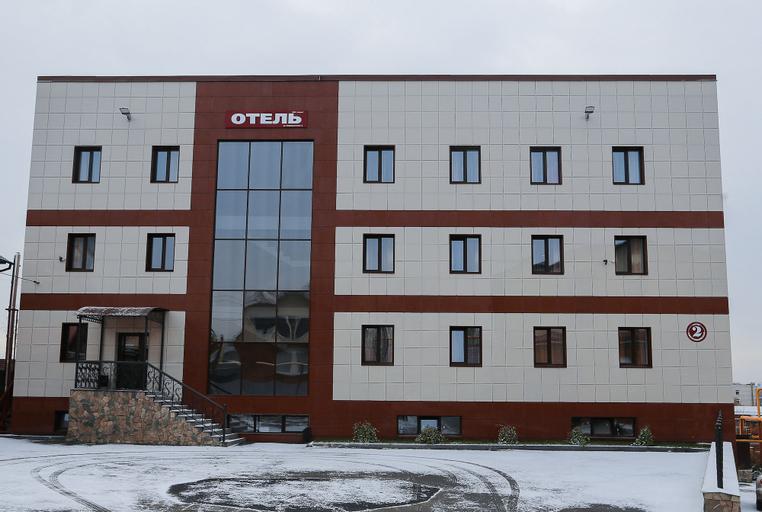 Hotel Anturage, Novosibirskiy rayon