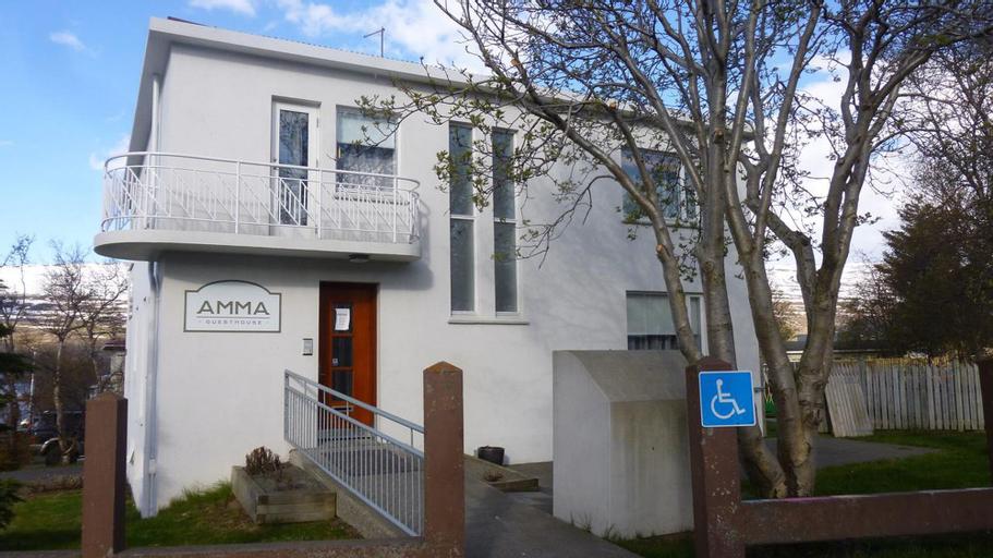 Amma Guesthouse, Akureyri