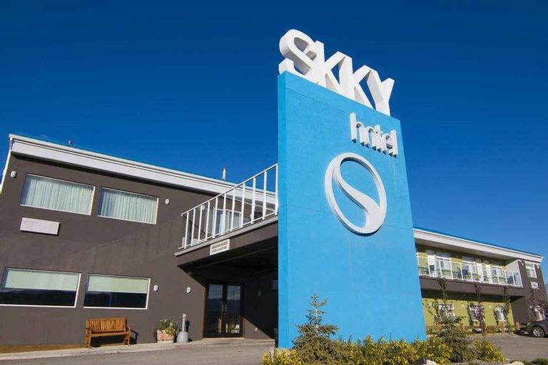 Skky Hotel, Yukon
