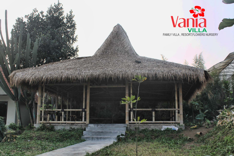 Villa vania lembang, Bandung