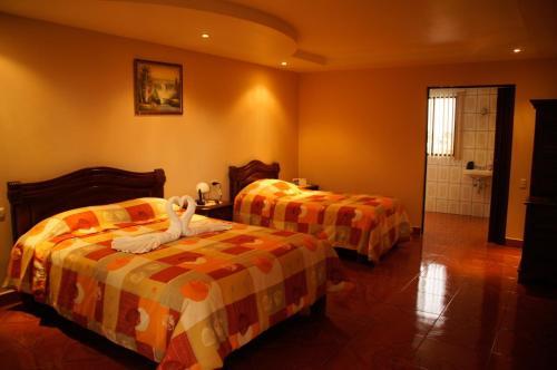 Hotel Las Brumas, Oreamuno