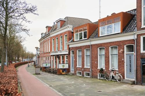 Cozy Typical Dutch Apartments, Groningen