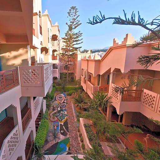 Hotel Atlantic Palace, Agadir-Ida ou Tanane