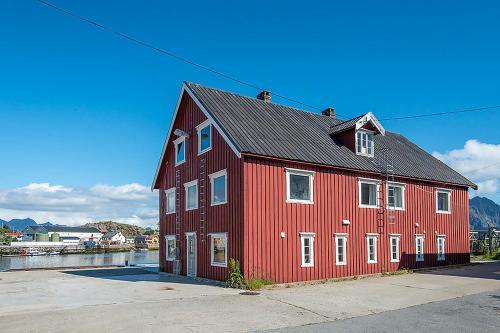 Skrova Lofoten Fishing Center, Vågan
