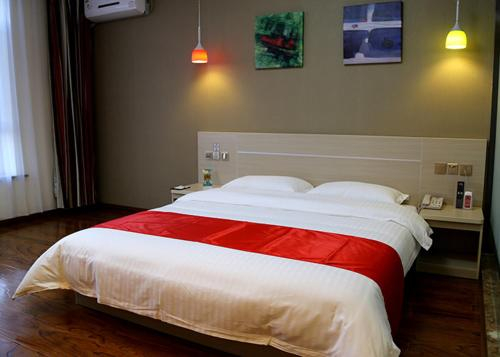 Thank Inn Chain Hotel Liaoning Anshan Haicheng Wanda, Anshan