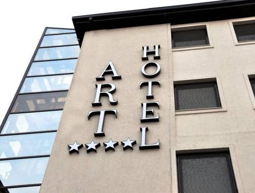 Hotel Art, Buzau