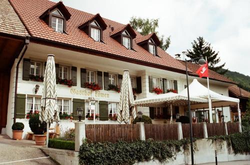 Gasthof Lowen, Gösgen