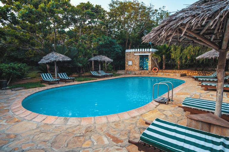 Mkoma Bay Tented Lodge, Pangani