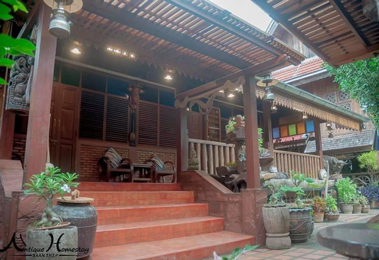 Baanthep Antique Homestay, Muang Phrae