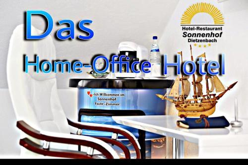 Hotel Sonnenhof Dietzenbach, Offenbach