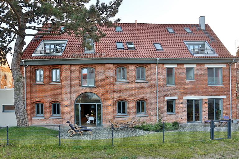Backsteinspeicher Stralsund, Vorpommern-Rügen