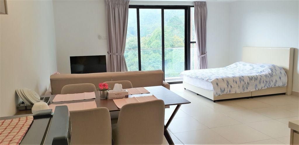 ETM Midhill Comfy Studio Room @ Genting, Bentong