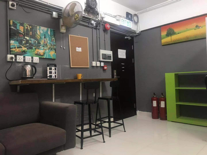 Hi Backpackers (Hong Kong Hostel Group), Wan Chai