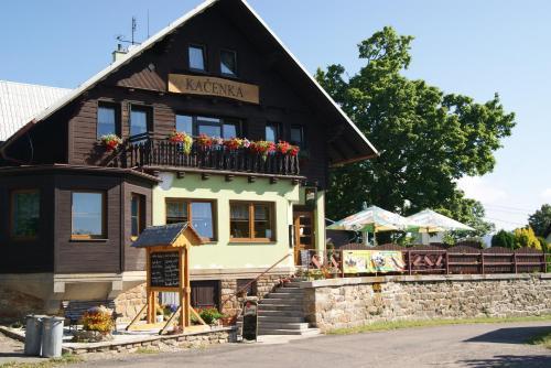 Hotel Kacenka, Ústí nad Orlicí