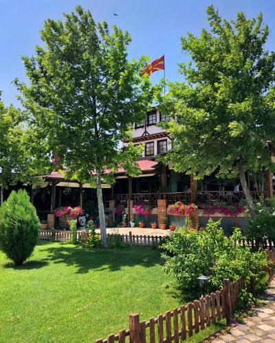 Etno Selo Timcevski Complex,