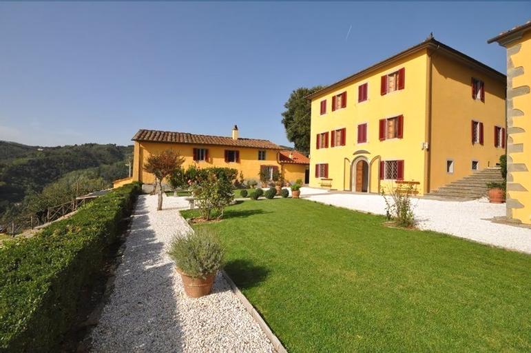 Villa Il Cerro, Pistoia
