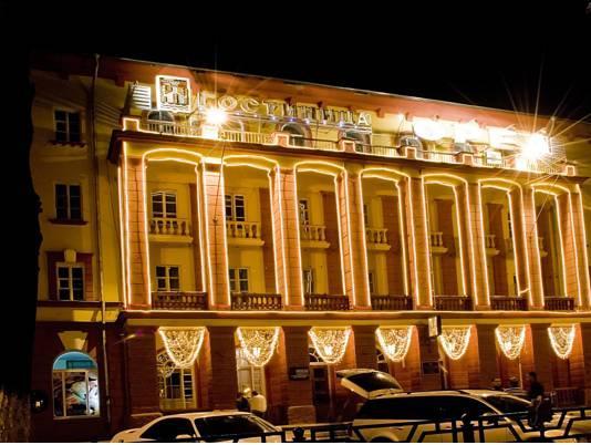 Oryol Hotel, Orel