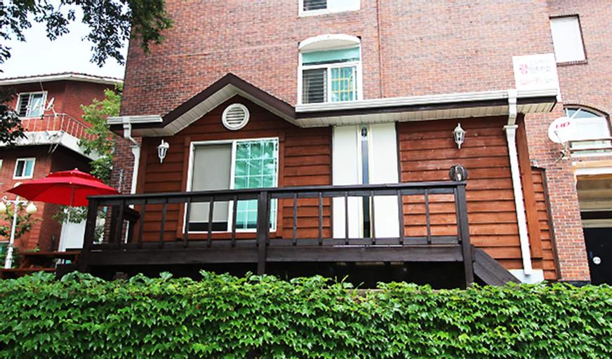 THE RED HOUSE - Hostel, Sokcho