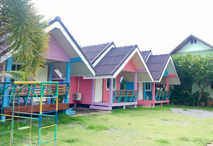 Phupha Beach Resort, Klaeng