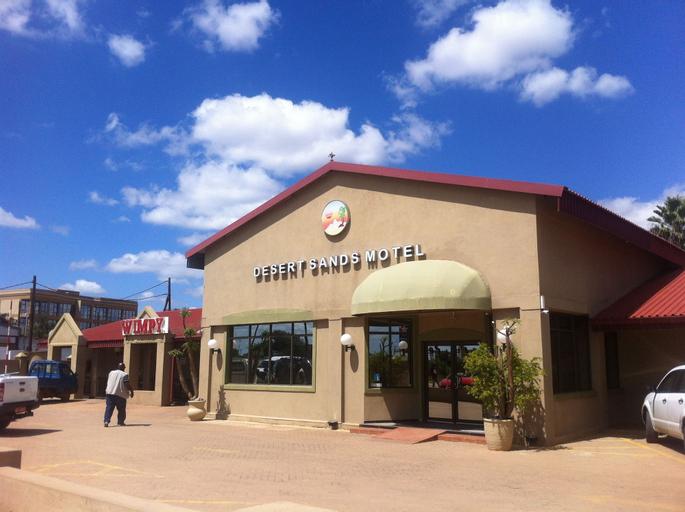 Desert Sands Motel, Palapye