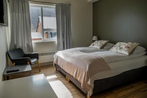 Harbour Inn guesthouse, Vesturbyggð