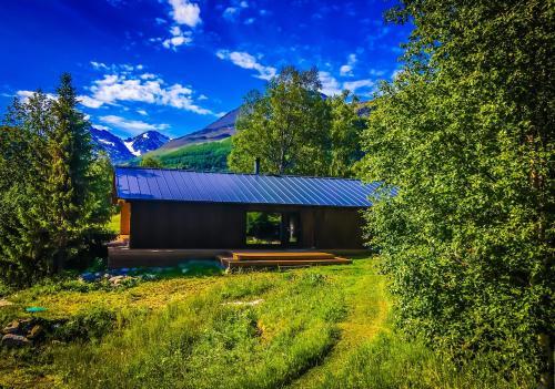 Bergly Lodge, Lyngen
